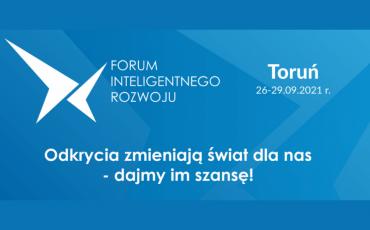 Regionalne Forum Innowacji w ramach Forum Inteligentnego Rozwoju - 28 września 2021 r.